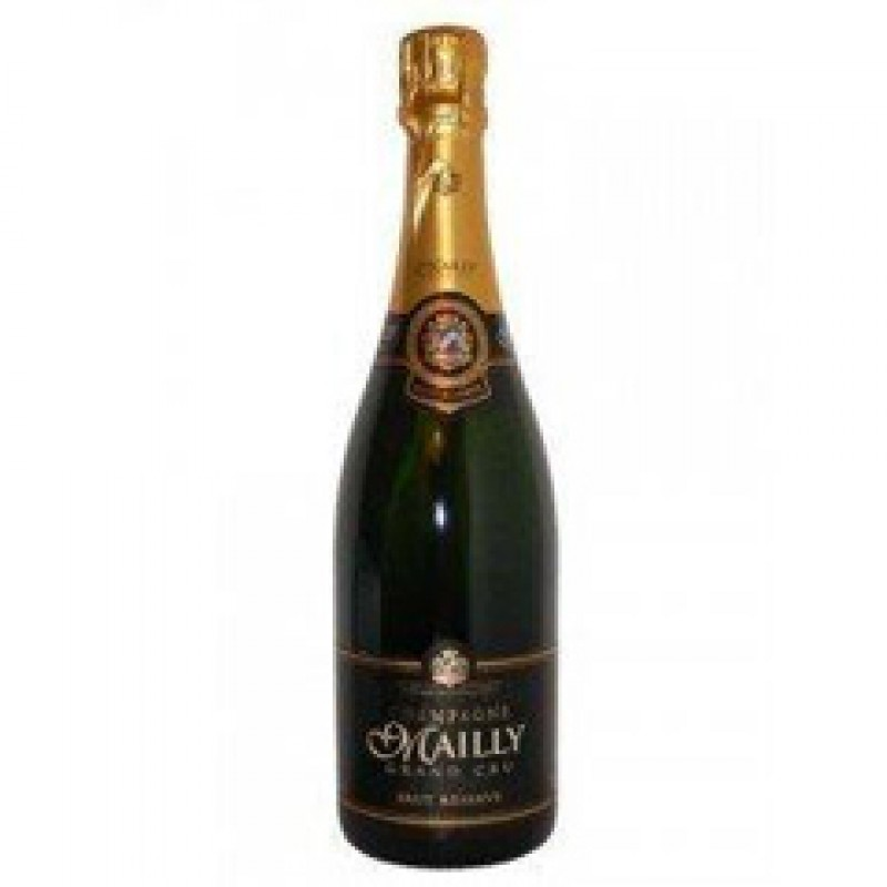 CHAMP BRUT MAILLY RESERVA BRANCA