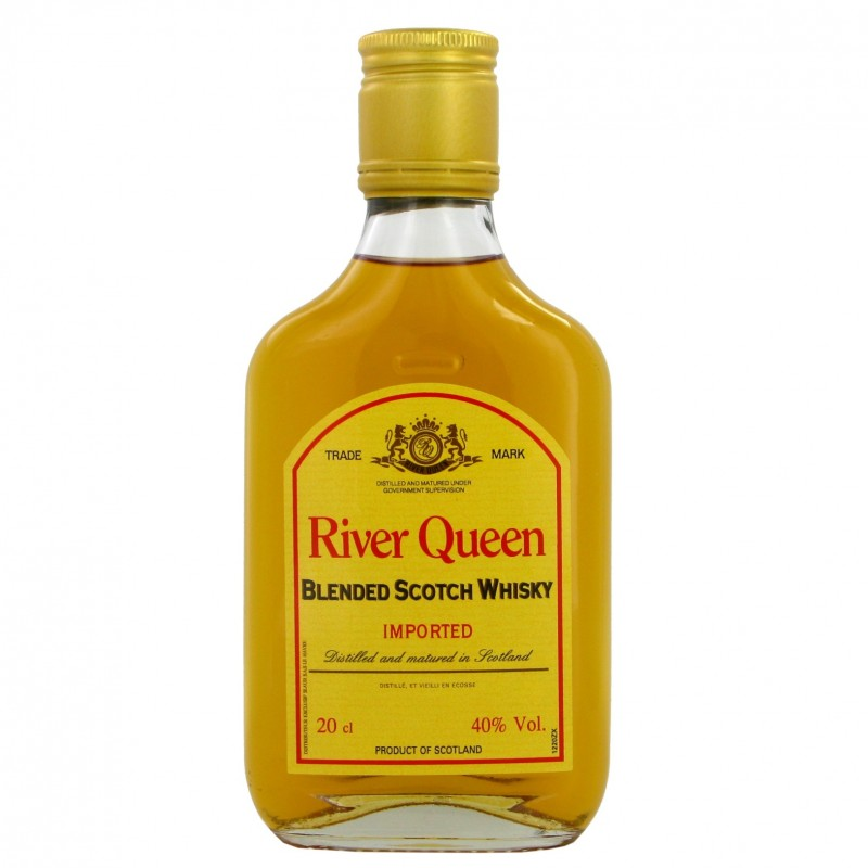 WHISKY RIVER QUEEN 40% (20cl)
