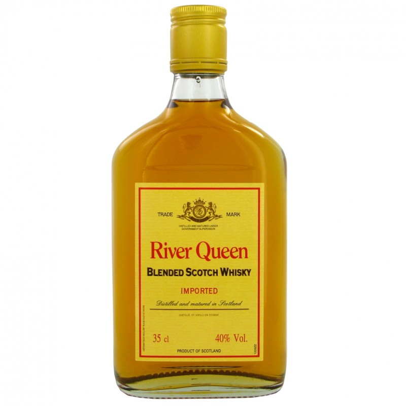 WHISKY RIVER QUEEN 40% (35cl)